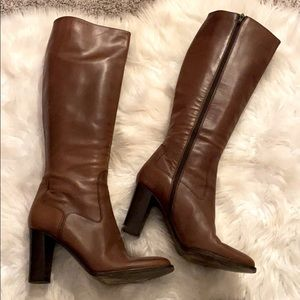 Cole Haan leather boots made in Italy sz 9b